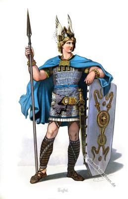 Siegfried, Heldensage, Drachentöter, Richard Wagner, Ring-Zyklus, Nibelungen