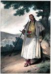 Ein junger Grieche aus Joannina von Louis Dupré, 1825.