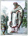 Pontifex Maximus. Römisches Priestertum der Antike.