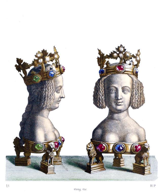 Reliquiarium, Reliquienbehälter , sakral, Volkskunst, Mittelalter, Hefner-Alteneck,