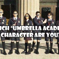 "Which ""Umbrella Academy"" Character Are you?"