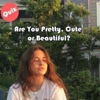 Are You Pretty, Cute or Beautiful?