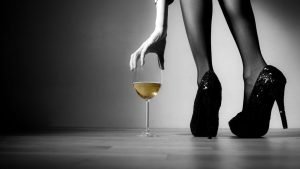 events at althea's fine lingerie, stockings, heels