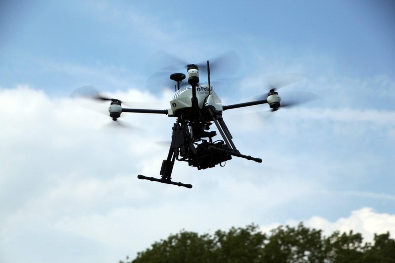 Drone Police Xena 1