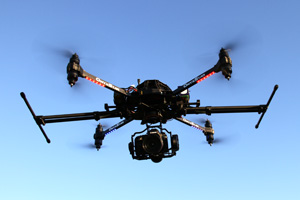 OnyxStar FOX-C8-HD Multirotor cinema drone