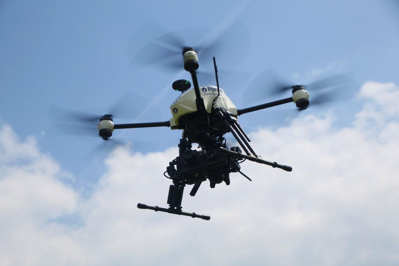 Police Drone Xena UAV 2 - XENA