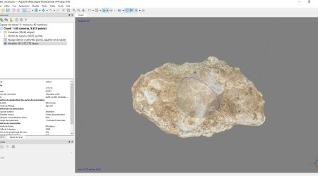 agisoft metashape training 3D modeling