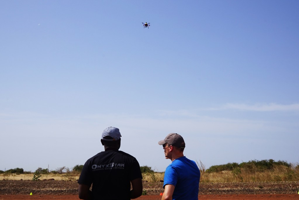 altigator onyxstar alg eos international onsite training learning uav uas pilot piloting - EOS