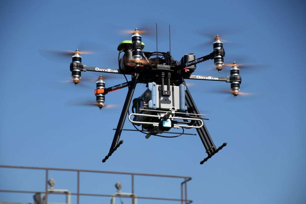 altigator onyxstar hydra drone charge utile personnalisee recherche lourd - HYDRA
