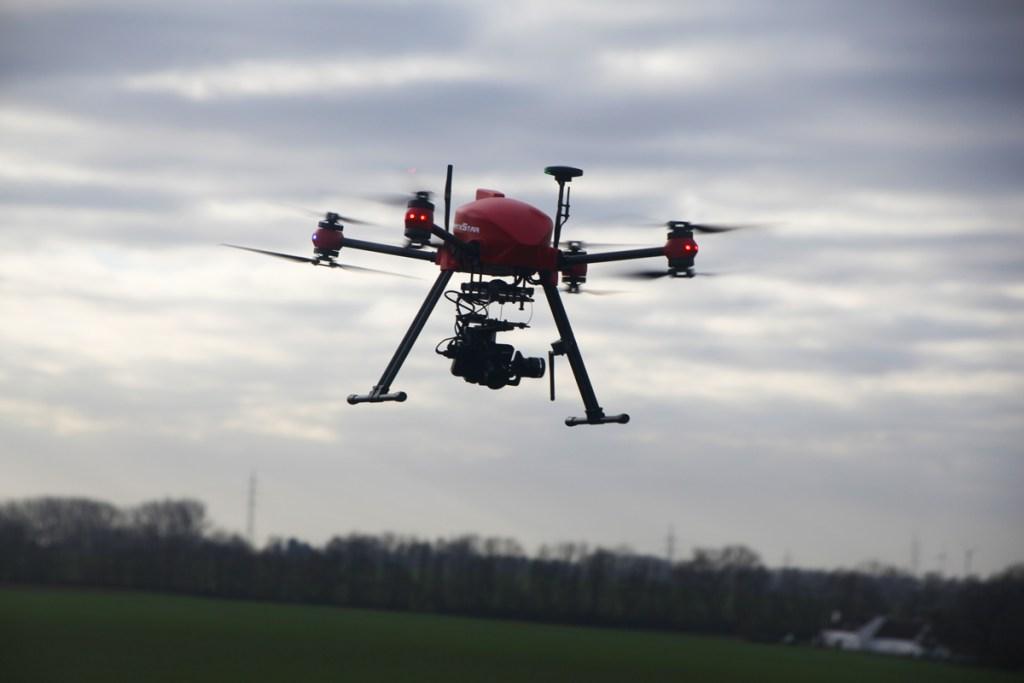 altigator onyxstar xena drone aerial data capture dtm dsm mns mnt - XENA