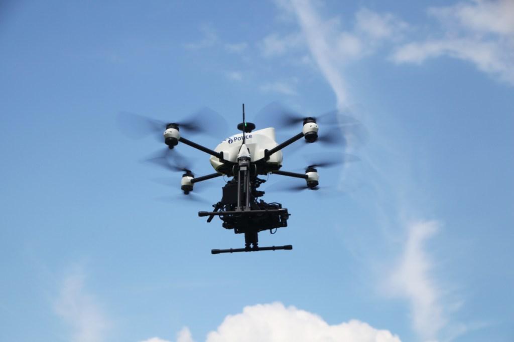 altigator onyxstar xena drone police locale surveillance local - XENA