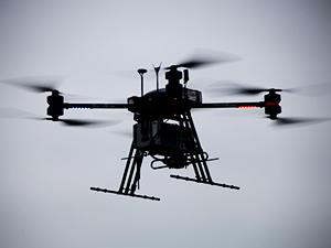 atlas heavy lifter octorotor octocopter drone uav uas professional - UAVs