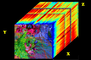 hyperspectral cube1 - Drones technology for agriculture
