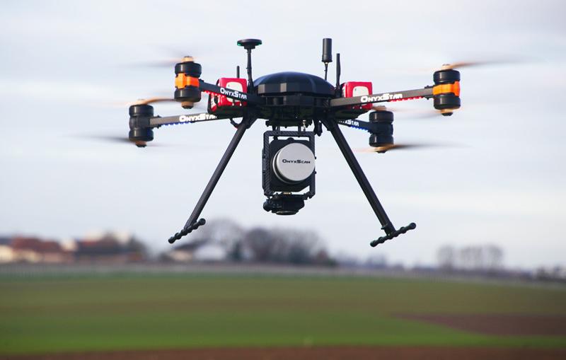lidar uav lidar drone survey - AltiGator Drone & UAV