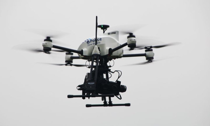 Les drones: nouvel outil utilisé par les forces de Police