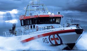 secours en mer avec des drones - Les drones en appui aérien pour le sauvetage en mer