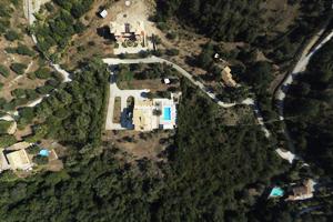 uav real estate drone image1 - La prise de vue aérienne par drone dans le marché immobilier
