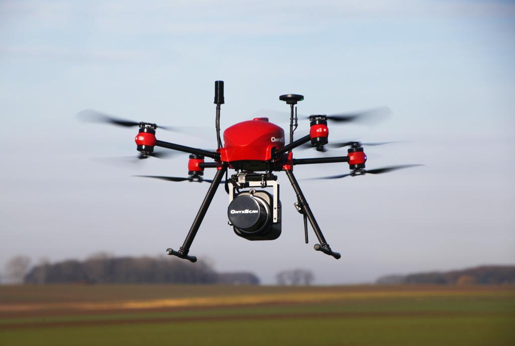 Drone polyvalent Xena