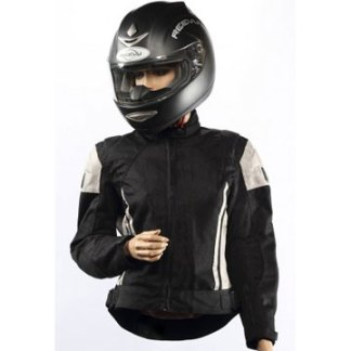 Bella Womens Mesh Motorcycle Jacket