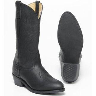 Mens Cowboy Motorcycle Boot