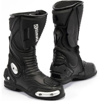 Laguna Motorcycle Mens Race Boot