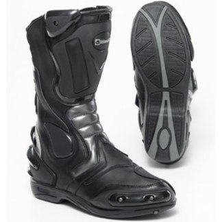 Mens Mosport Motorcycle Racing Boots