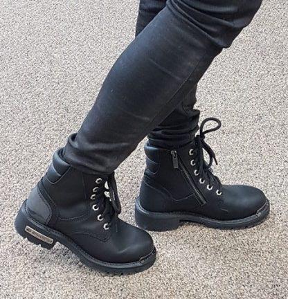 Womens Cruiser Motorcycle boot