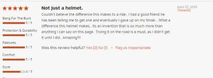 Reevu Helmet Review