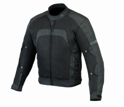 Mens Mesh Motorcycle Jacket