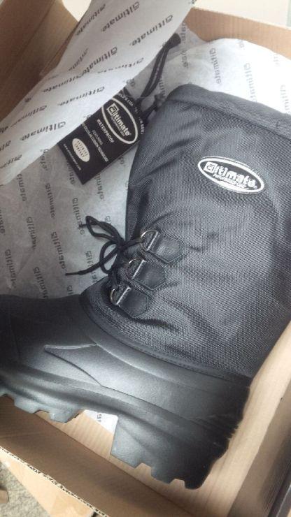 Lightweight Snowmobile boot