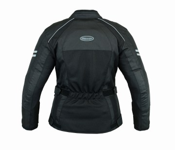 Bella Ladies Mesh Moto Jacket