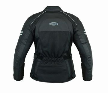 Bella Ladies Mesh Moto Jacket