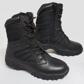 Leather and Ballistic Contruction for strength and durability and all day use