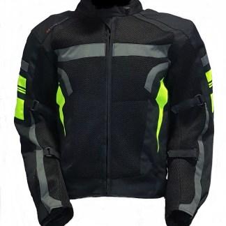 Mens Mesh Hi Viz jacket