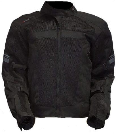 Black Mesh AirViz Jacket