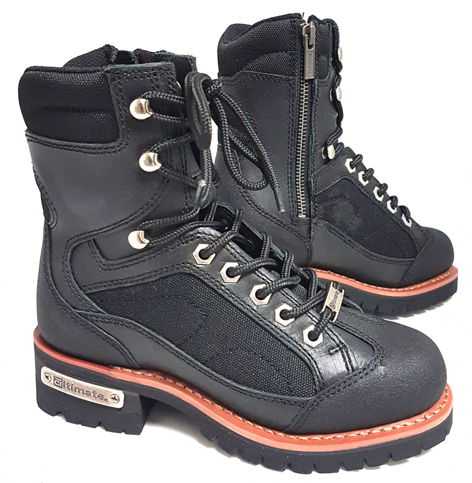 Womens Motorcycle Boot Designed For Protection And Comfort