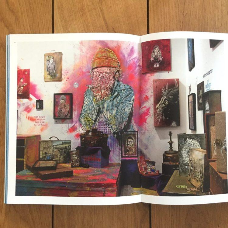 C215 la monographie chez Albin Michel