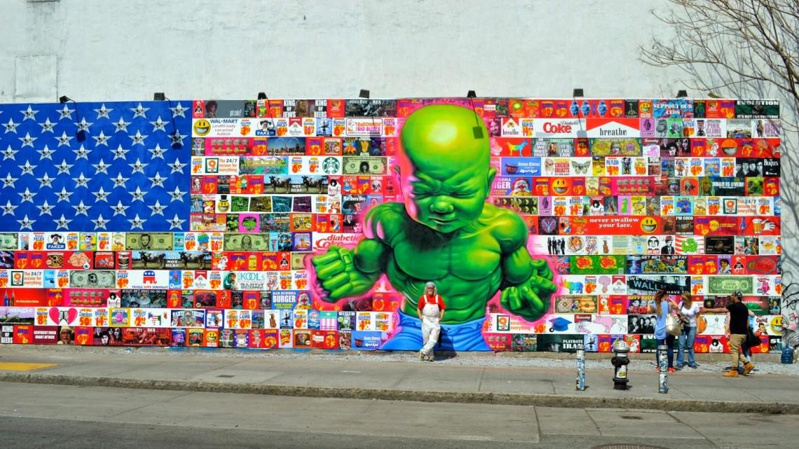 Houston Bowery Wall: The full history of the iconic Street Art Wall!