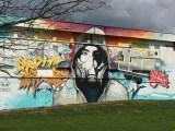 plus belle fresque murale de Street Art City réalisée par Creyone