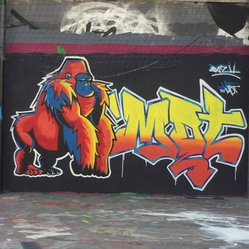 Graffitis & Blaze