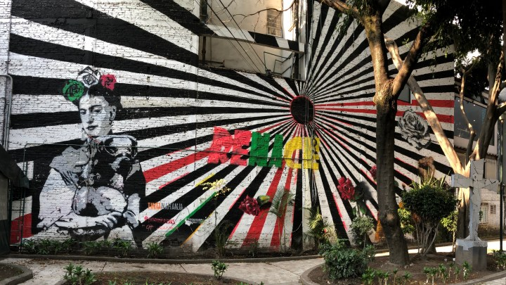 Discovering Mexican Street Art in the heart of Mexico City!