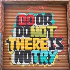 Fresque réalisée par Rob Sharp dans le Queens pour le Welling Court Mural Project