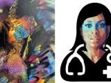 Les street Artistes sont engagés contre le coronavirus et réussir à déclencher de nombreux dons