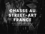 Chasse au Street Art en France avec participation gratuite et plein de récompenses à la clé