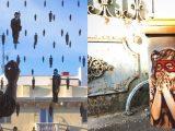 Oeuvres des street artistes qui se sont réinventés pendant le confinement