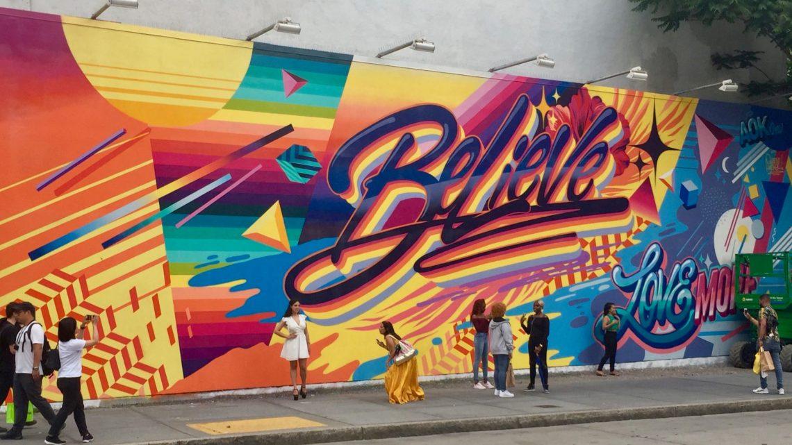 TOP 20 of Street Art works in 2 years of blogging!