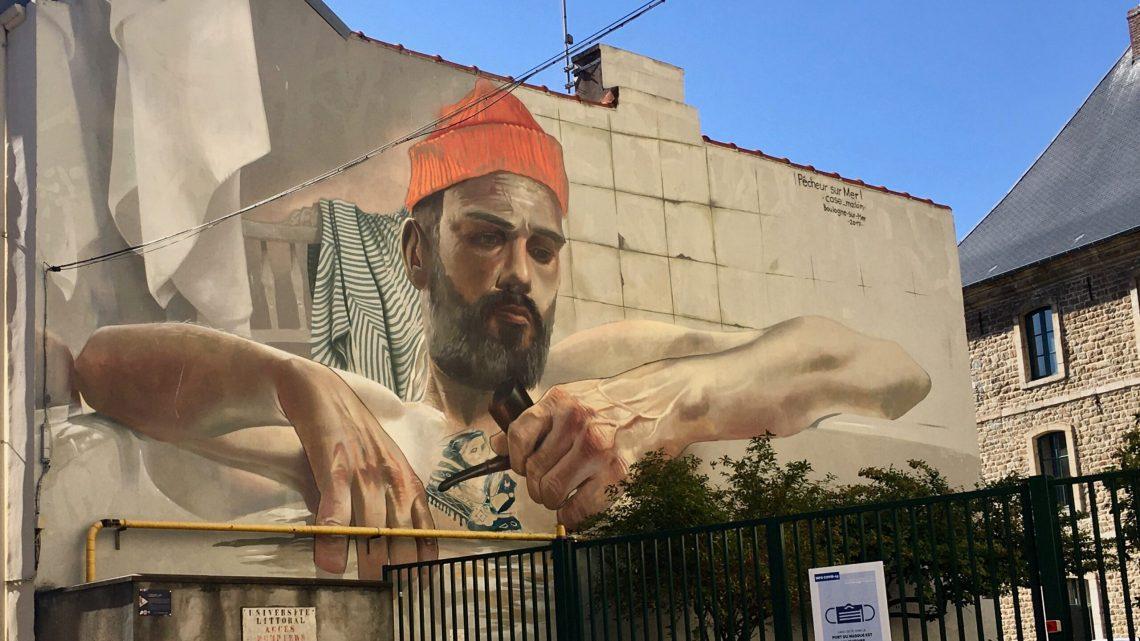 Le Street Art à Boulogne-sur-mer : une exquise découverte !