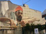 Pêcheur par Case Maclaim - Street Art Boulogne-sur-mer