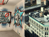 Le Museum of Street Art de New-York - MOSA Bowery