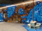 L'Essentiel du Street Art et de l'Art Contemporain dans un centre de tri postal désaffecté au cœur de Paris